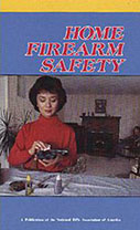 NRA Firearm safety in the Home